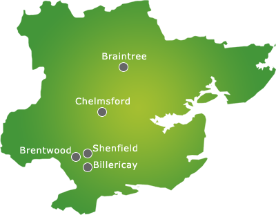 Areas Covered by Domans Residential